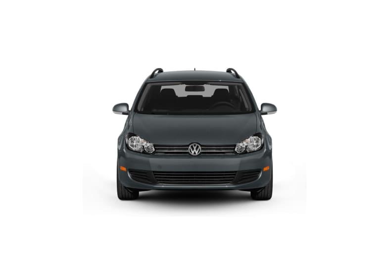 2012 Volkswagen Jetta SportWagen Exterior Photo