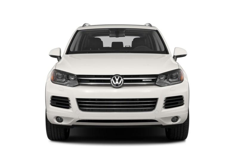 2012 Volkswagen Touareg Hybrid Exterior Photo