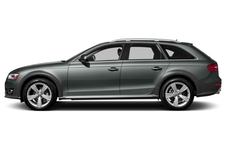 2014 Audi allroad Exterior Photo