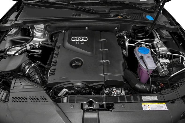 2015 Audi A5 Exterior Photo