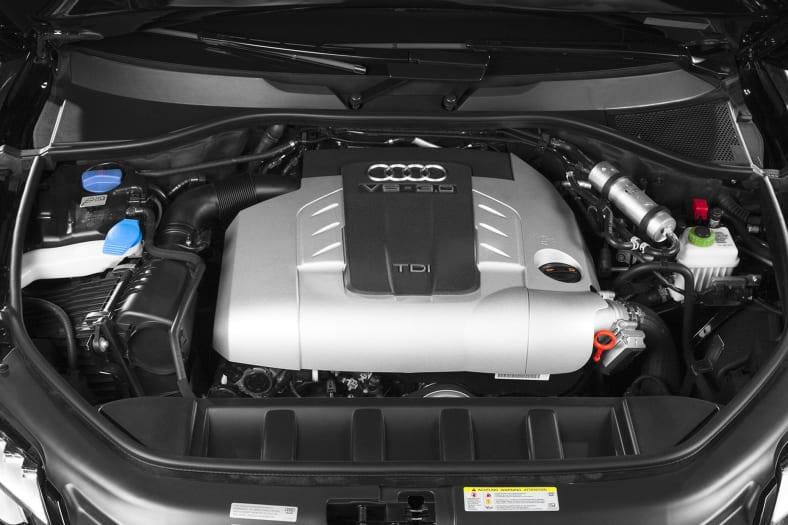 2013 Audi Q7 Exterior Photo