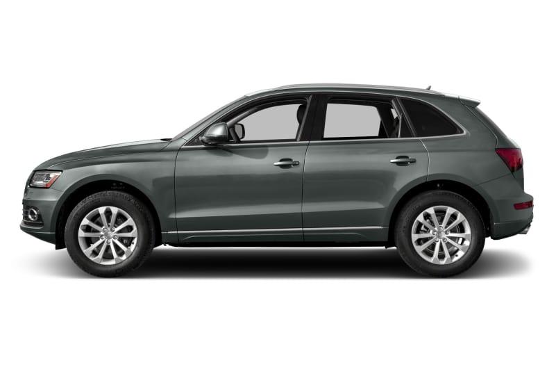 2016 Audi Q5 Exterior Photo