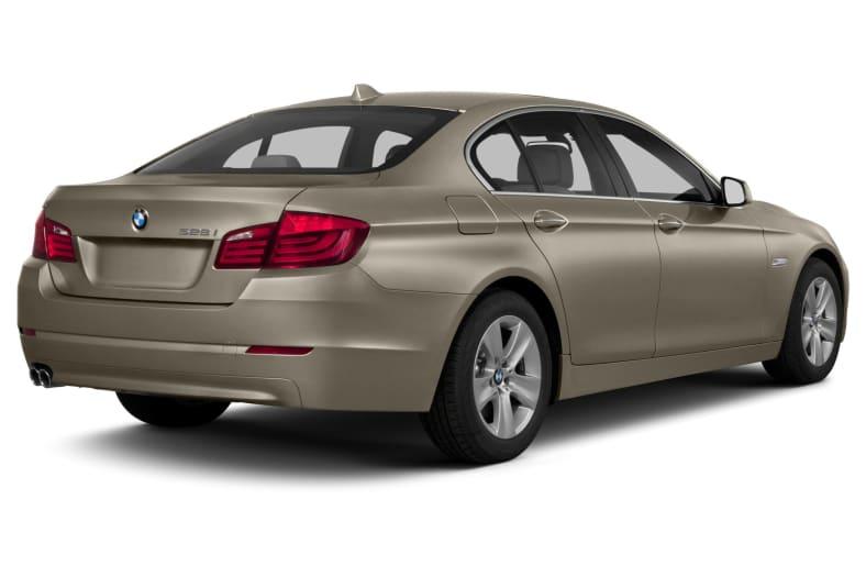 2013 BMW 528 Exterior Photo