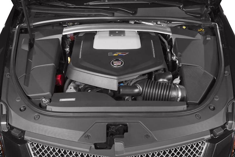 2013 Cadillac CTS-V Specs and Prices