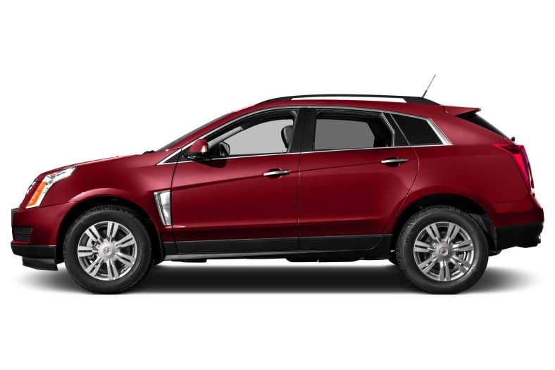2016 Cadillac SRX Exterior Photo