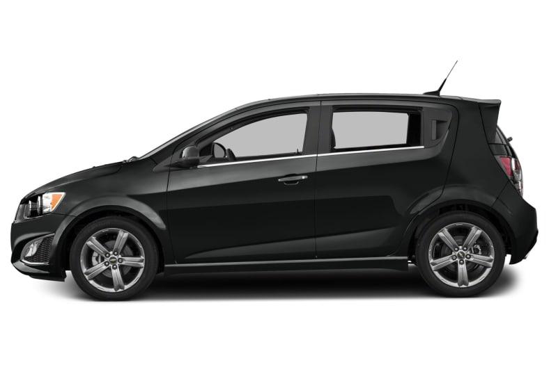2014 Chevrolet Sonic Exterior Photo