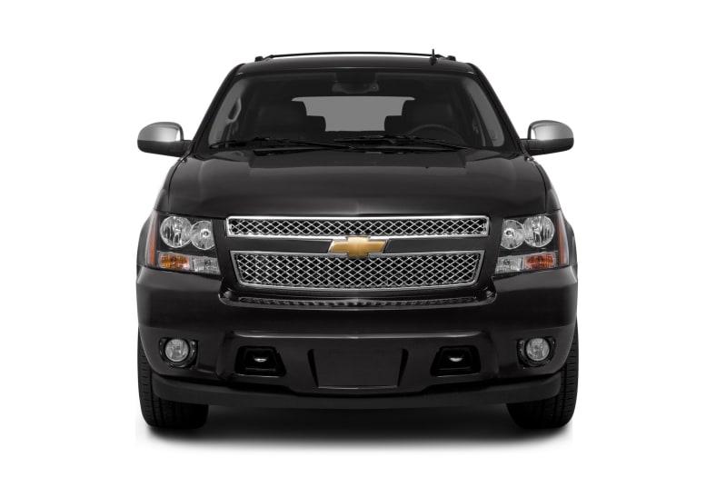 2013 Chevrolet Suburban 1500 Exterior Photo