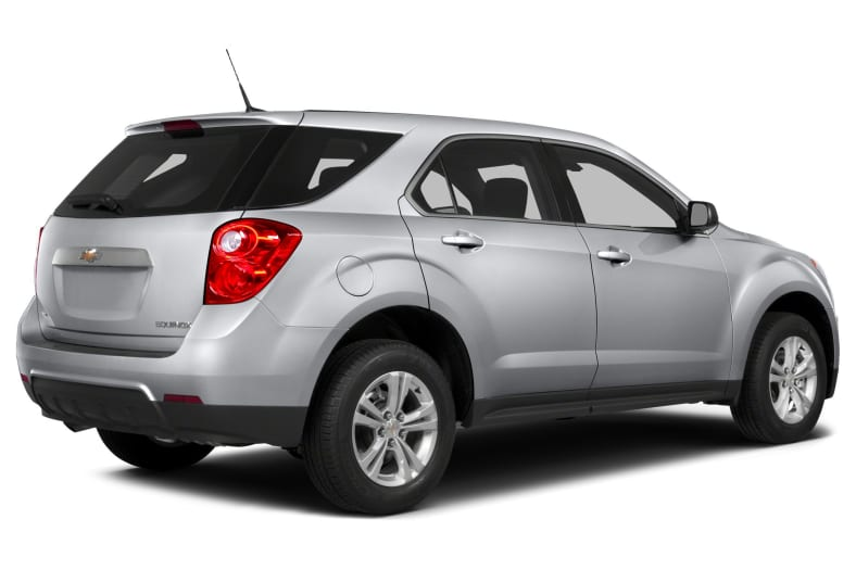2015 Chevrolet Equinox Exterior Photo