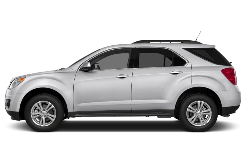 2013 Chevrolet Equinox Exterior Photo