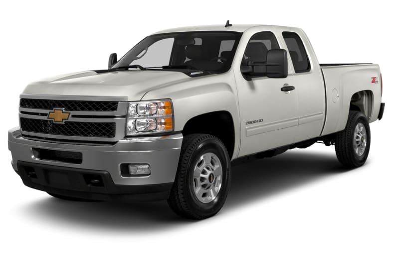 2013 Silverado 2500HD