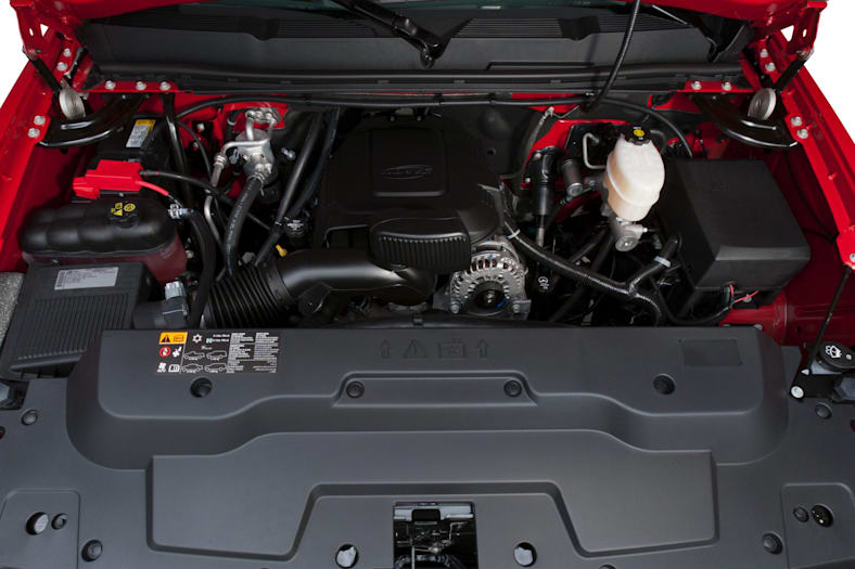 2013 Chevrolet Silverado 3500HD Exterior Photo