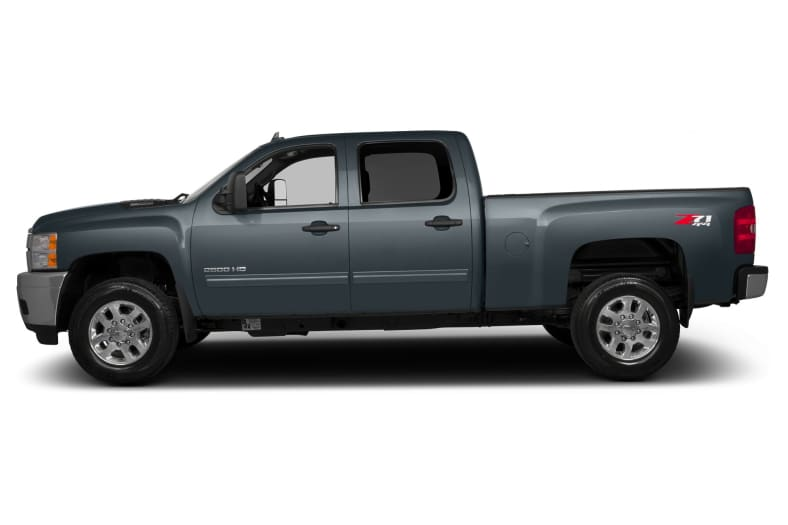 2013 Chevrolet Silverado 3500HD Exterior Photo