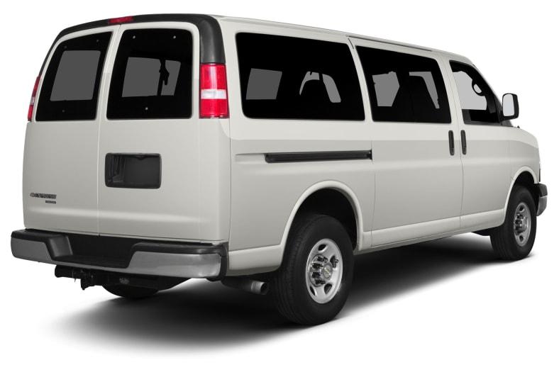 2013 Chevrolet Express 2500 Exterior Photo