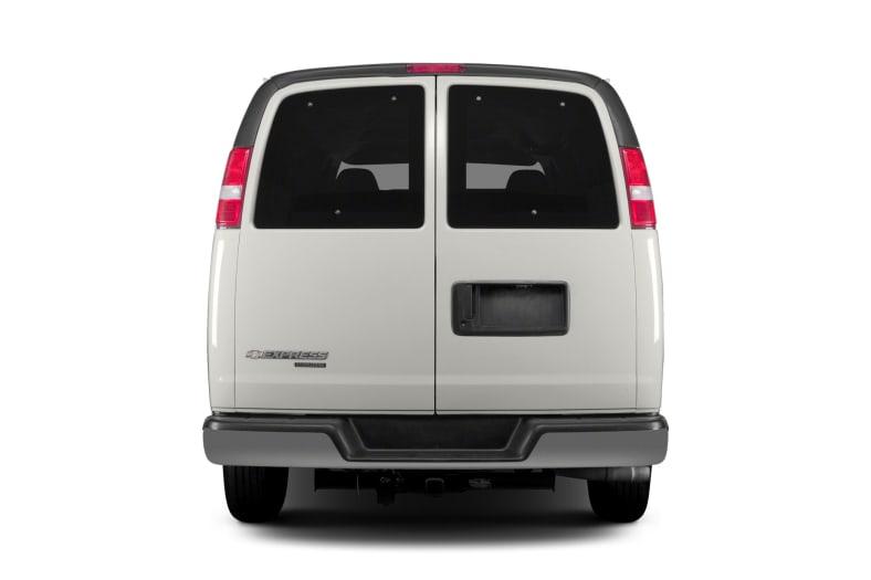 2013 Chevrolet Express 3500 Exterior Photo