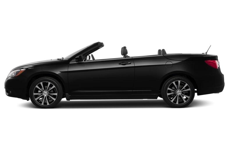 2013 Chrysler 200 Exterior Photo