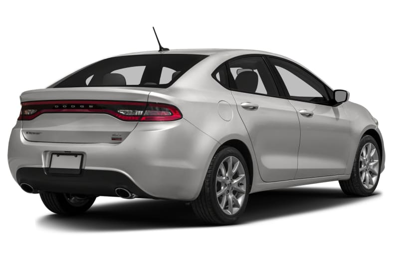 2015 Dodge Dart Exterior Photo