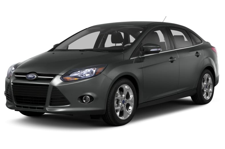 2013 Ford Focus Information