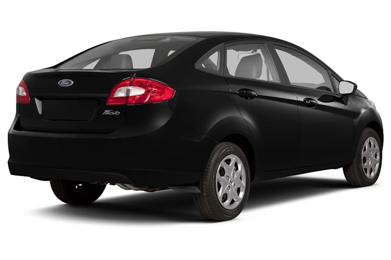 2013 Ford Fiesta Exterior Photo