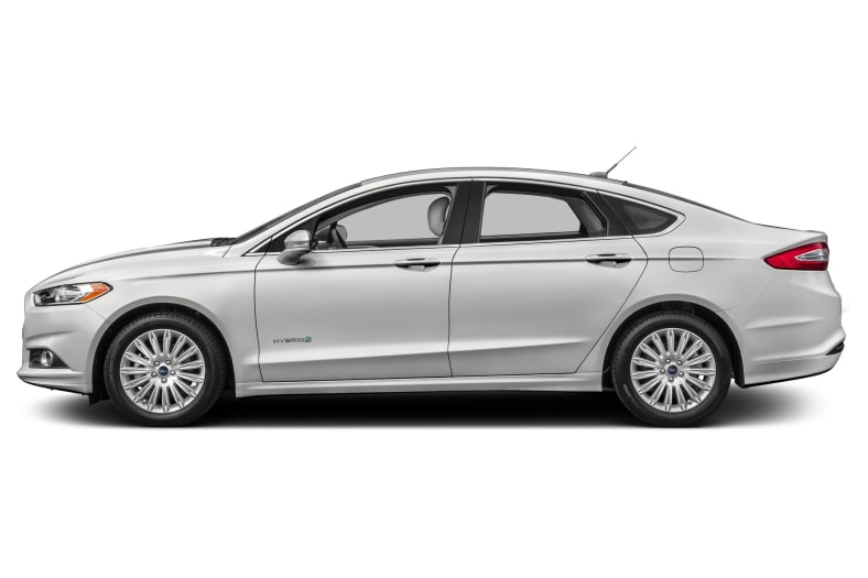2013 Ford Fusion Hybrid Exterior Photo