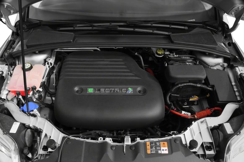 2013 Ford Focus Electric Exterior Photo