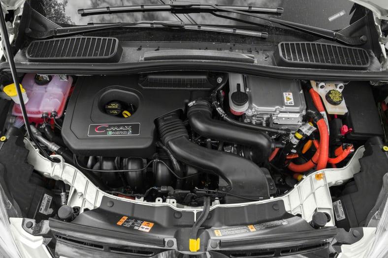 2014 Ford C-Max Energi Exterior Photo