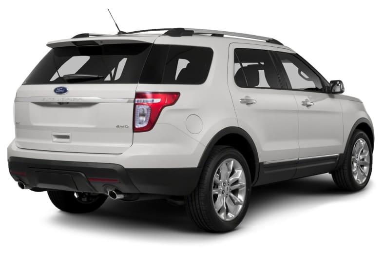 2013 Ford Explorer Exterior Photo