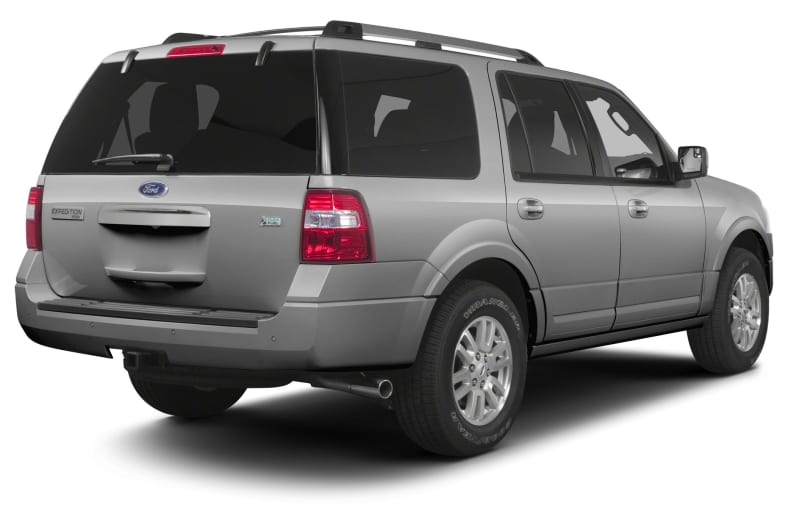 2013 Ford Expedition Exterior Photo