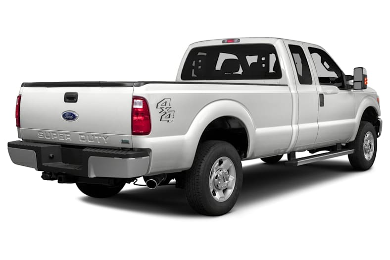 2013 Ford F-250 Exterior Photo