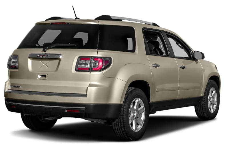 2014 gmc acadia pictures. Black Bedroom Furniture Sets. Home Design Ideas