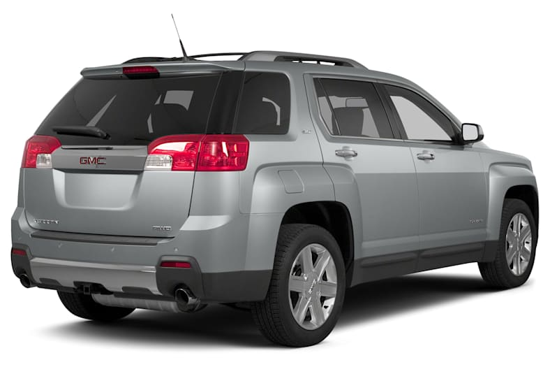 2013 GMC Terrain Exterior Photo