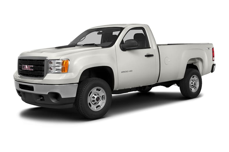 2013 GMC Sierra 3500HD Exterior Photo