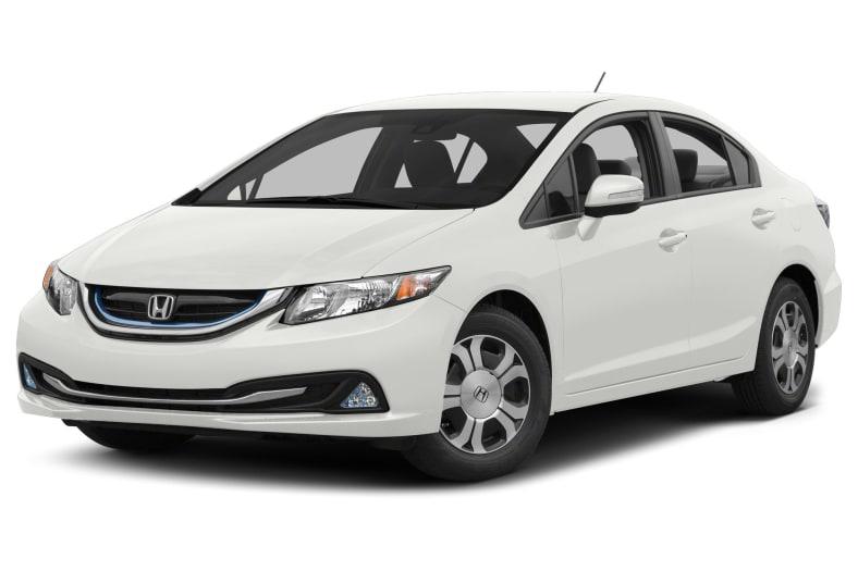 2013 Civic Hybrid