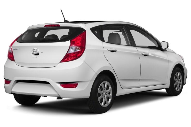 2013 Hyundai Accent Information