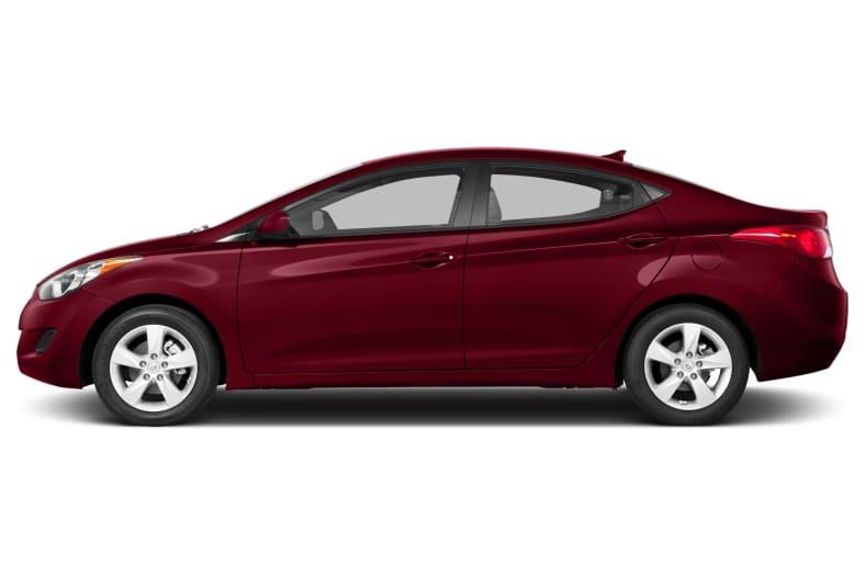 2013 Hyundai Elantra New Car Test Drive