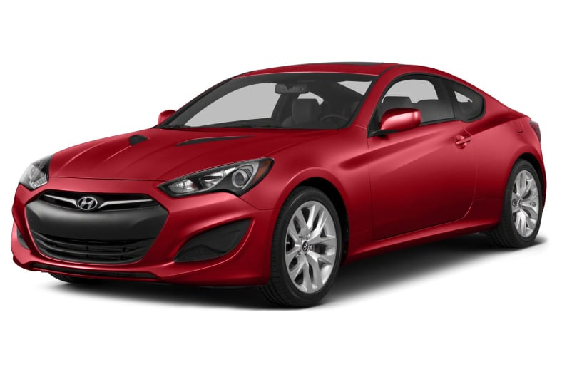 2014 Genesis Coupe