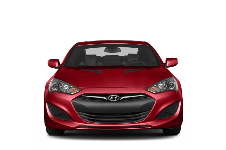 2013 Hyundai Genesis Coupe 2 0t 2dr Rear Wheel Drive Pictures