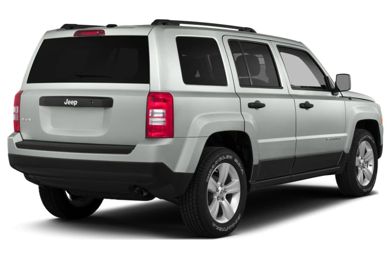2013 Jeep Patriot Exterior Photo