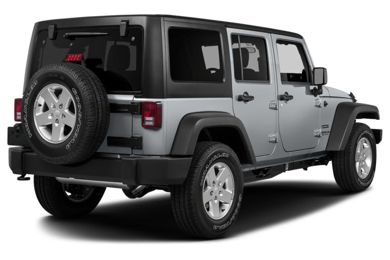 2017 Jeep Wrangler Unlimited Exterior Photo
