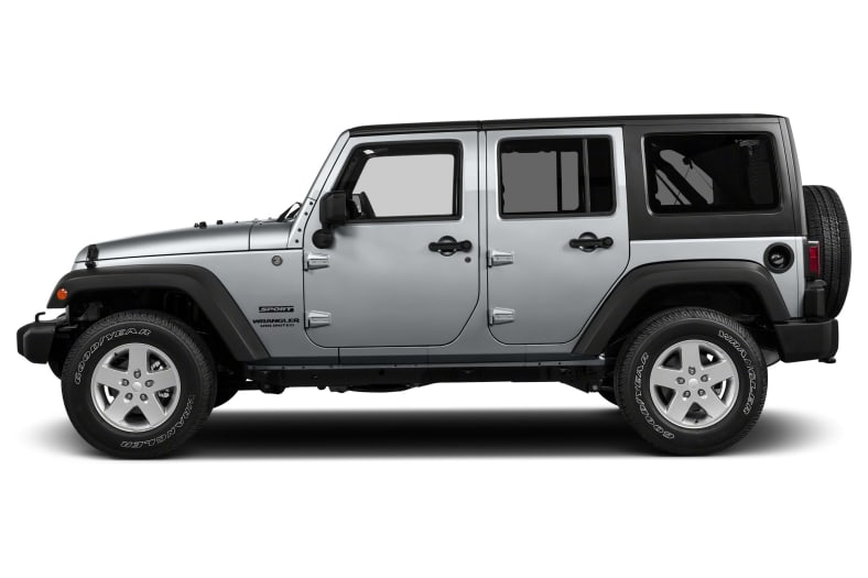 2015 Jeep Wrangler Unlimited Exterior Photo