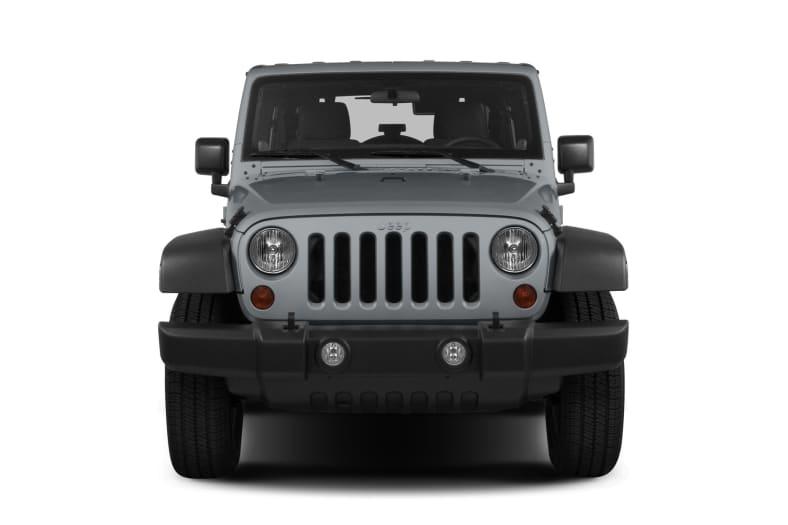 2013 Jeep Wrangler Unlimited Exterior Photo