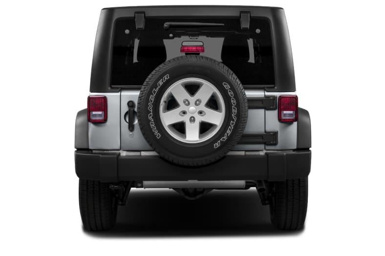 2014 Jeep Wrangler Unlimited Exterior Photo