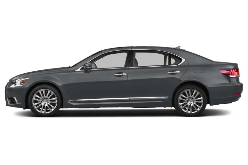 2013 Lexus LS 600h Exterior Photo