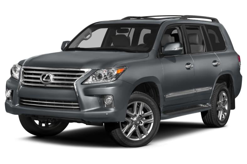 2015 LX 570