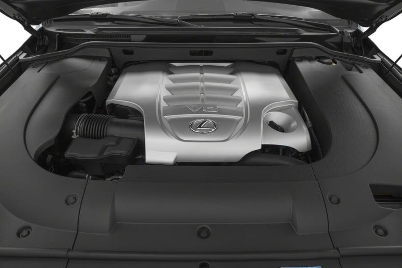 2014 Lexus LX 570 Exterior Photo