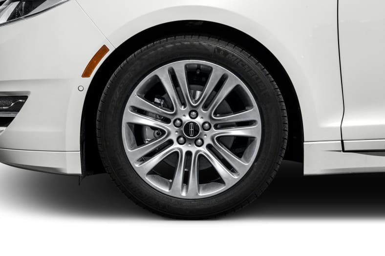2013 Lincoln MKZ Exterior Photo