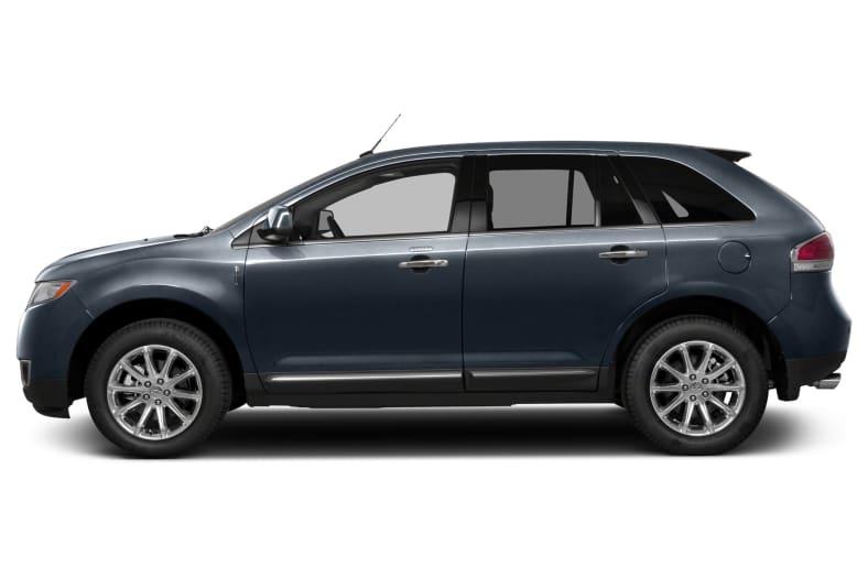 2015 Lincoln MKX Exterior Photo