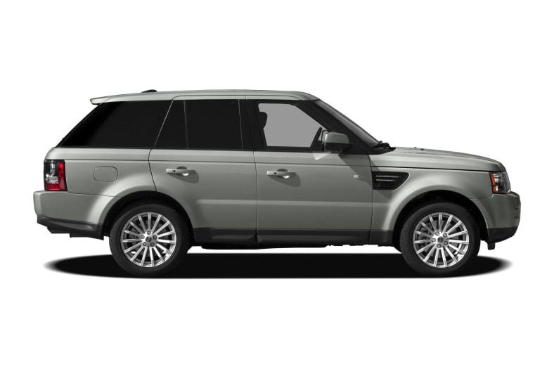 2013 Land Rover Range Rover Sport Exterior Photo