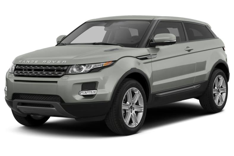 2013 Land Rover Range Rover Evoque Information