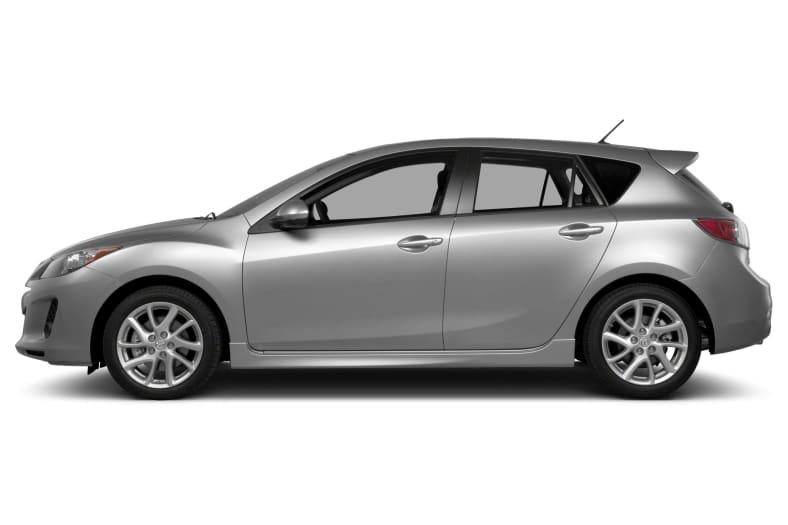 mazda 3 2013 hatchback