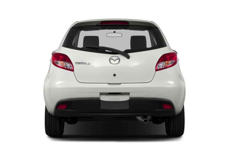 2013 Mazda Mazda2 Exterior Photo